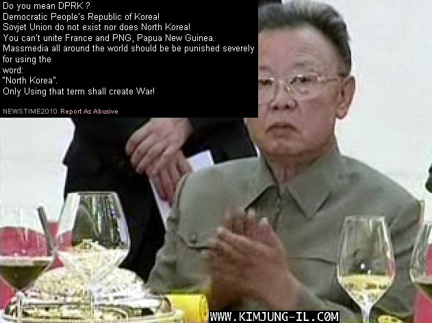 Reuter World News 2010 DPRK
